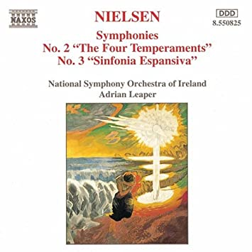 Amazon | ニールセン:交響曲第2...
