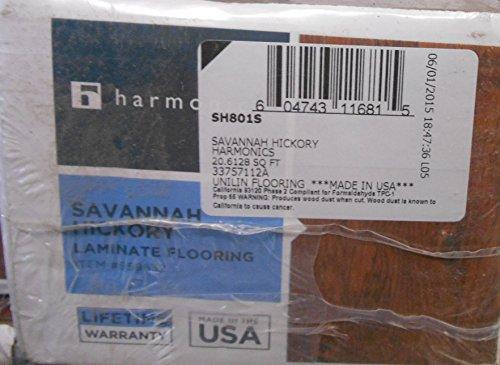 HARMONICS SAVANNAH HICKORY SH801S 12 planks...