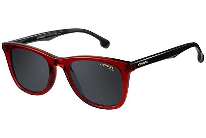 Carrera 134/S 70 LGD Gafas de sol, Rojo (Red Brgndy Black/Brown), 51 Unisex-Adulto