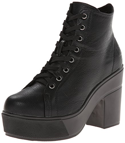 Dirty Laundry by Chinese Laundry Women's Campus Queen New Boot, Black, 8 M US