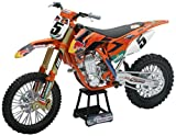 NewRay New Ray 1:10 Ktm 450 Sx-F Red Bull-Ryan Dungey Diecast Vehicle