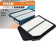 Filtro de aire FRAM Extra Guard CA11476 para vehículos Acura y Honda Seleccione