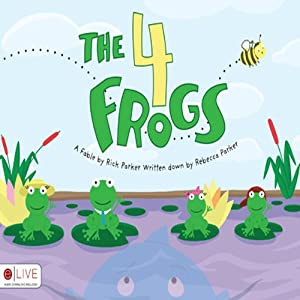 The Four Frogs Audiobook