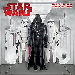 2019 Star Wars Collector's Edition Wall Calendar