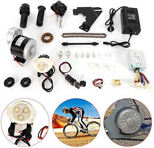 DiLiBee 350W 24V Kit de conversión de Bicicleta eléctrica Unidad de Control de Controlador de Motor de conversión de Bicicleta eléctrica para Bicicleta eléctrica de 22-28