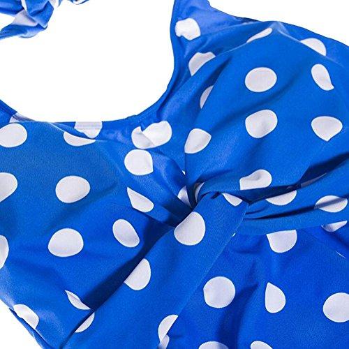 Mujer que adelgaza el traje de baño Beachwear del vestido más tamaño , 5 , L