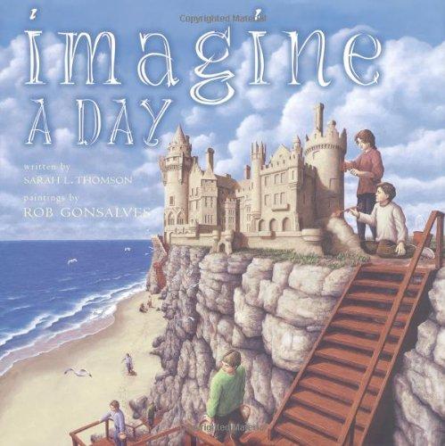 Imagine a Day [Thomson, Sarah L.] (Tapa Dura)