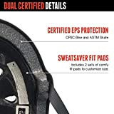 Triple Eight Dual Certified Bike and Skateboard