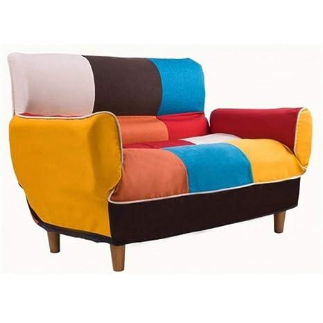 Amazon.com: ZHONGYUE Sofa, Huldah Sleeper (Color : Multi ...