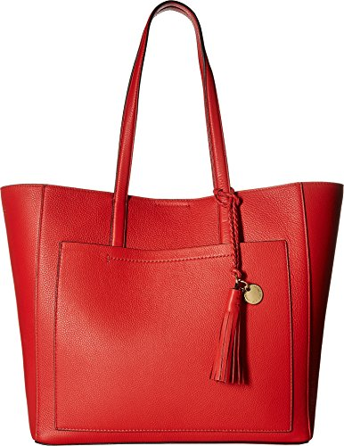 Cole Haan Womens Natalie Tote Aura Orange One Size by Cole Haan