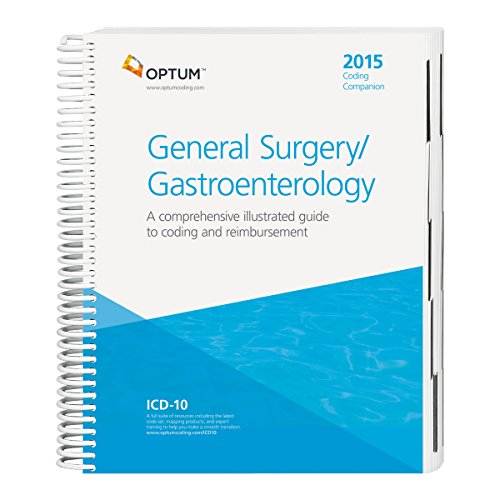 Coding Companion for General Surgery/Gastroenterology -- 2015