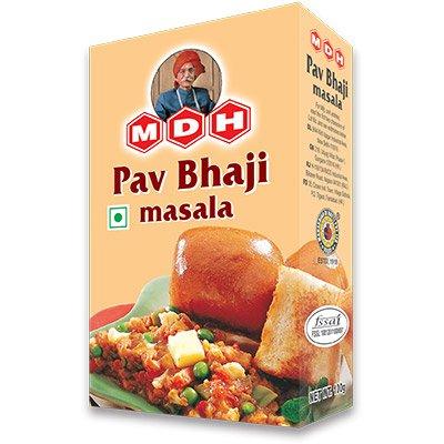 MDH Pav Bhaji Masala - 100g / 3.5 oz (Pack of 2)