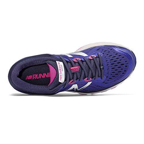 New Balance 1260v7 Women's Running Shoes - SS18 Navy Blue 3mDnWOTn