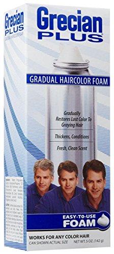 2000 Foam (Grecian Formula Hair Color with Conditioner, Foam, 0.5)