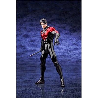 Kotobukiya DC Comics Nightwing New 52 ArtFX+ Statue: Toys & Games