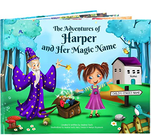 Niece or Nephew Personalized Birthday Gift for Any Child - A Custom Story Book with Their Name - Great Gift for Young Children