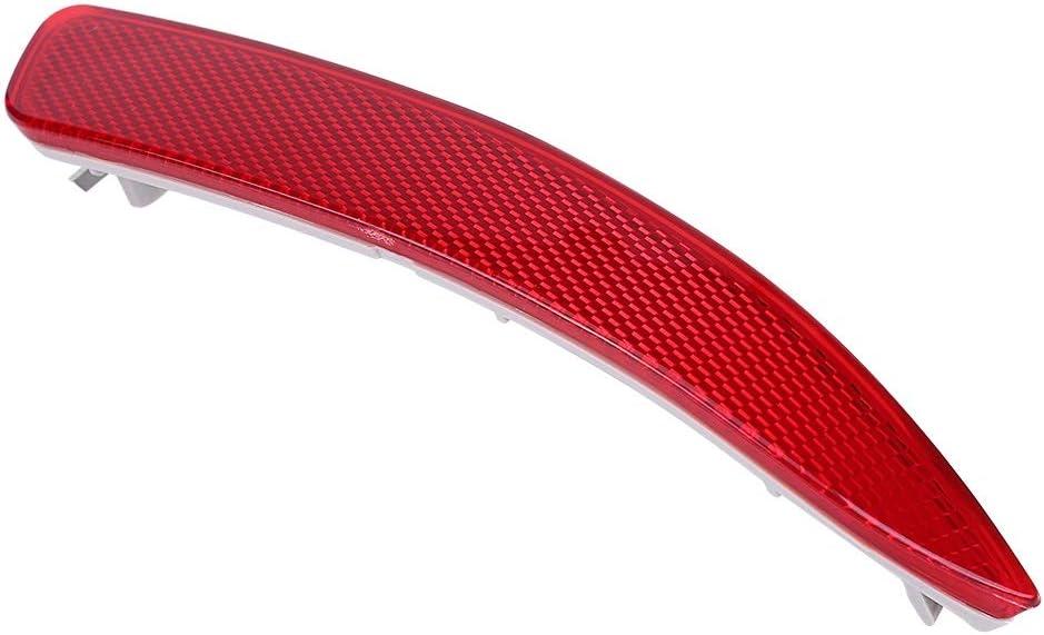 Riflettore paraurti posteriore sinistro e destro for BMW E70 X5 2007-2013 63217158949 63217158950 Riflettore paraurti