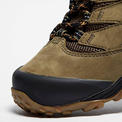 Hiking Oliv Tex Mens Waterproof 7 Merrell Gore Boots Mid Chameleon Walking q01waCnT