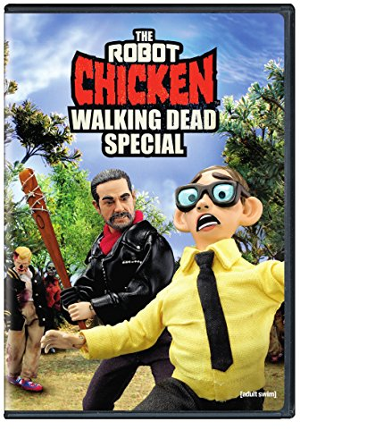 Robot Chicken Walking Dead Special: Look Who's Walking (DVD)