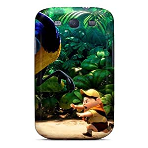 Extreme Impact Protector ATA2778whIv Case Cover For Galaxy S3