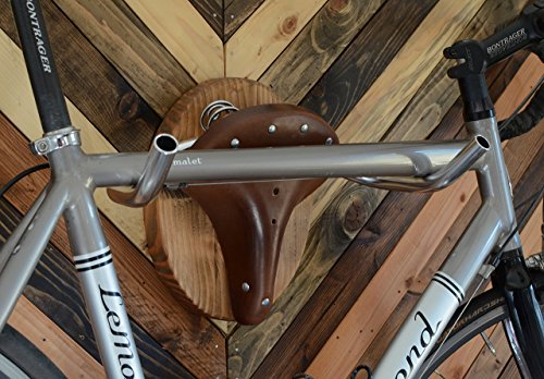 Accessories Cycle American (Bike Wall Rack -- Bicycle Taxidermy Cycle Storage -- The American Buffalo)