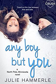 Any Boy but You by [Hammerle, Julie]