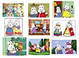 9 Max and Ruby Stickers, Decals, labels