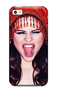 Hot High-quality Durability Case For Iphone 5c(selena Gomez Come & Get It) 9983990K81184780