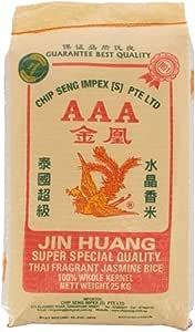 Jin Huang Thai Fragrant Jasmine Rice,