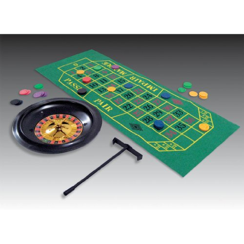 - Amscan Casino Roulette Wheel Party Favour Prop Decoration, Plastic, 12
