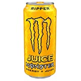 Juice Monster Energy, Ripper, 16 Ounce (Pack of 24)