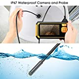 Industrial Endoscope,ROTEK 5M 1080P HD 4.3inch LCD