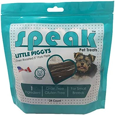 Speak Dog Treats Little Piggy
