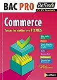 Toutes les matières en FICHES - BAC PRO Commerce (6)