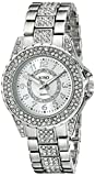 XOXO Women's XO5746 Silver-Tone Bracelet Watch