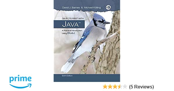 Barnes objects first with java6 6th edition david j barnes barnes objects first with java6 6th edition david j barnes michael kolling 9780134477367 amazon books fandeluxe Image collections
