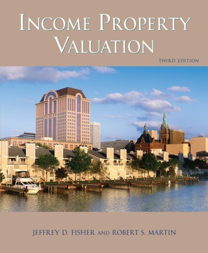 Income Property Valuation by Jeffrey d. Fisher - Dearborn Mall