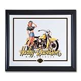 Harley-Davidson American Beauty Mirror, Dottie