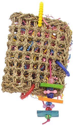 Super Bird Creations Mini Foraging Pouch Toy for Birds