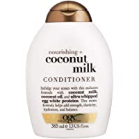Condicionador Coconut Milk, OGX, 385 ml