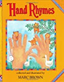 Hand Rhymes (Picture Puffins)