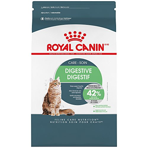 Royal Canin Feline Care Nutrition Digestive Care Adult Dry Cat Food , 6 Lb