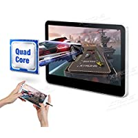 XTRONS 1PC 10.1 Inch Android 5.1 Quad Core Capacitive Touch Screen Car DVD Headrest 1080P Video Player Screen Mirroring Function (HD13A)