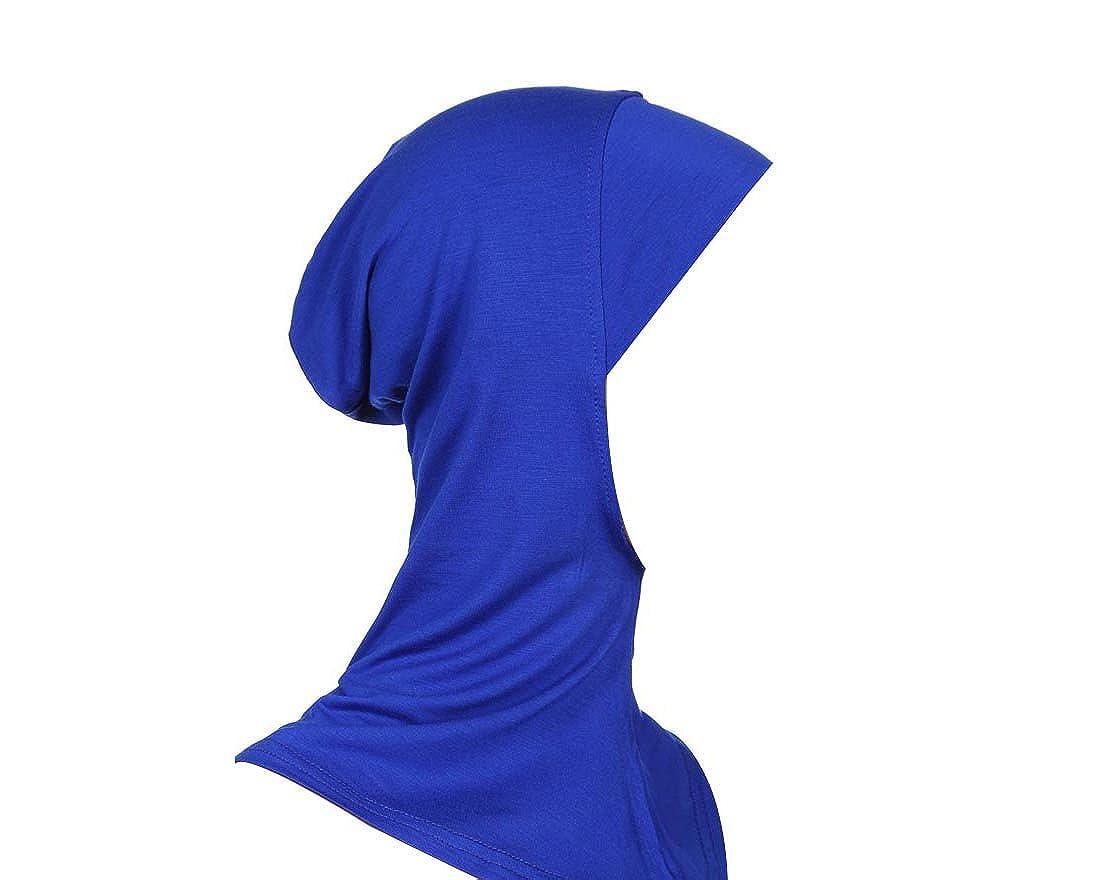 ILOVEDIY Kopftuch Hijab Maxi Schal Groß Übergröße Einfarbig Baumwolle Schlauch islam schal