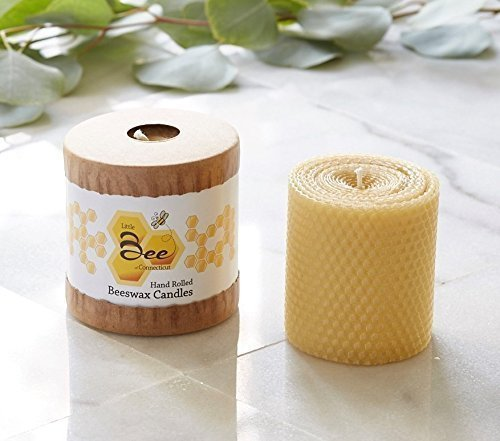 Pillar Candle Beeswax (3
