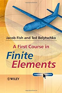Schaums outline of finite element analysis george r buchanan a first course in finite elements fandeluxe Choice Image