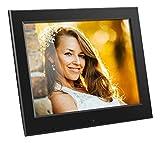 Aluratek - 8' Slim Digital Photo Frame with Auto Slideshow 1024 x 768 Hi-Res