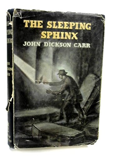 The Sleeping Sphinx; Beagle Scented Murder; Death of a Doll by John Dickson Carr; Frank Gruber; Hilda Lawrence by John Dickson Carr; Frank Gruber; Hilda Lawrence by John Dickson Carr; Frank Gruber; Hilda Lawrence by John Dickson Carr; Frank Gruber; Hilda
