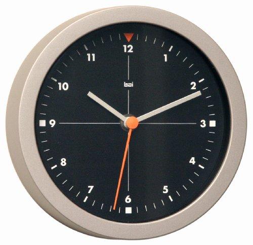 Bai Studio Wall Clock, Formula One Black (Black Square Clock Forest)