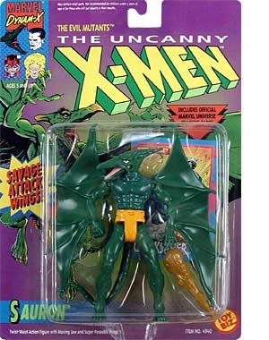 X-Men Sauron Action Figure